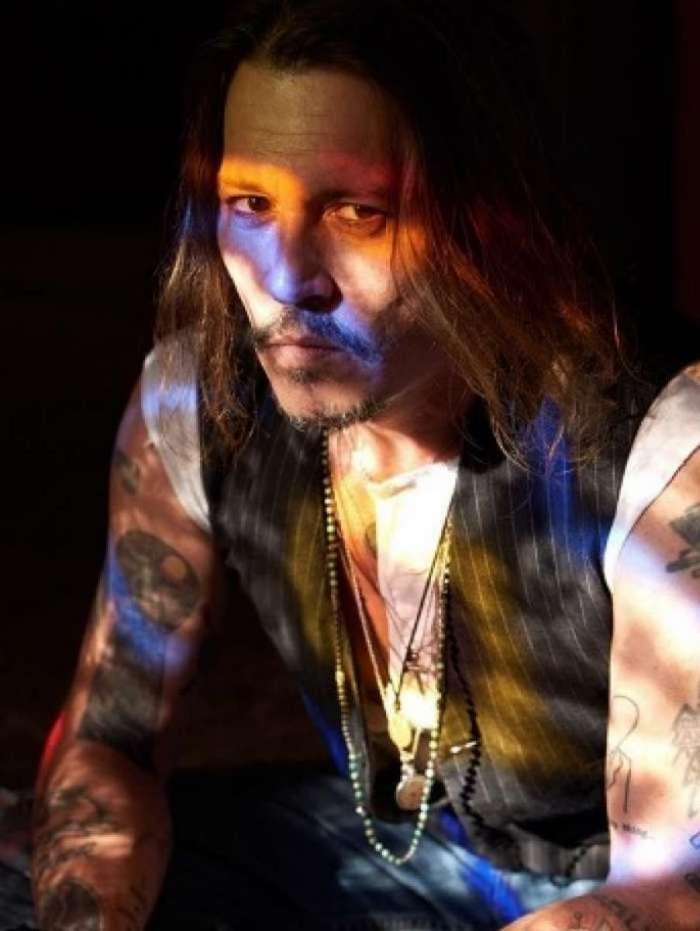Ator Johnny Depp
