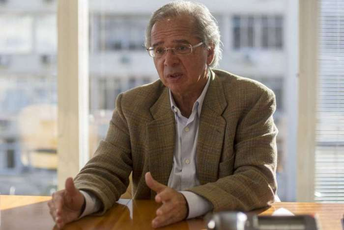 O economista é um dos principais aliados de Bolsonaro