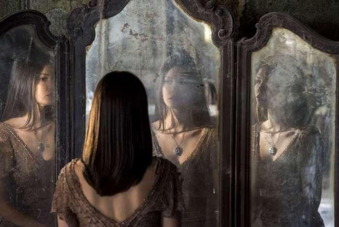 Cena da novela 'Espelho da Vida'