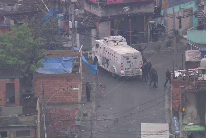 Polícia faz operações em comunidades das zonas Norte e Oeste
