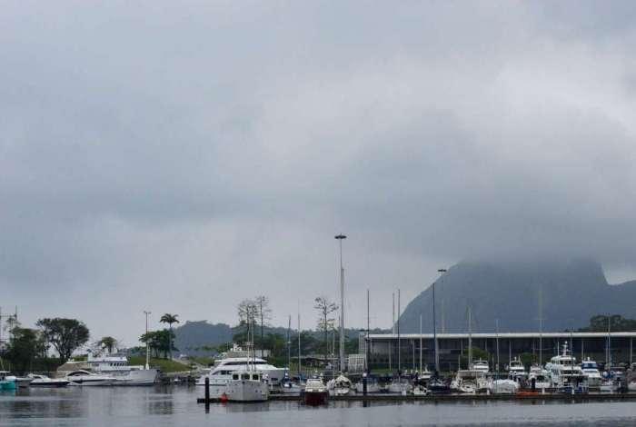 Rio tem previsão de chuva