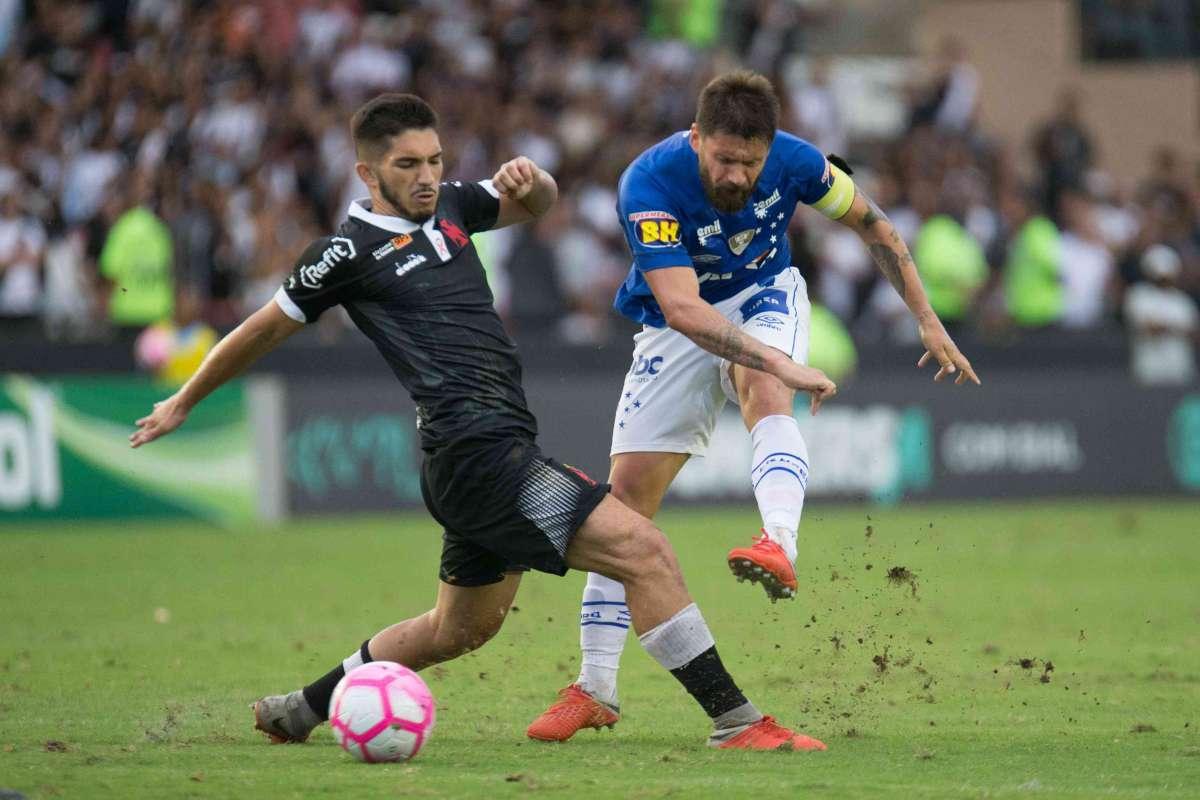 Vasco x Cruzeiro: Confira o histórico do confronto