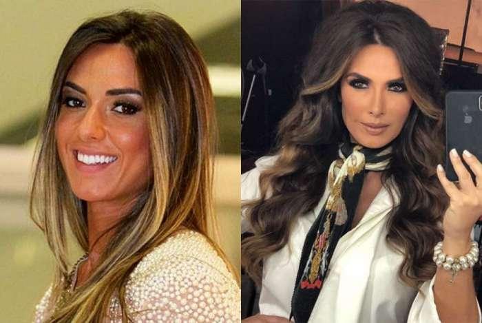 Nicole Bahls antes e depois: fãs acreditam em cirurgia plástica