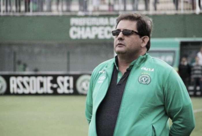 Guto Ferreira deixou a Chape