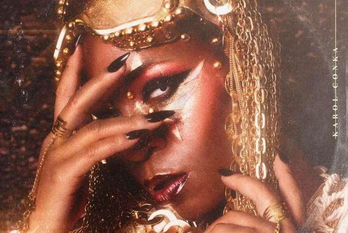 Karol Conka em novo álbum 'Ambulante'