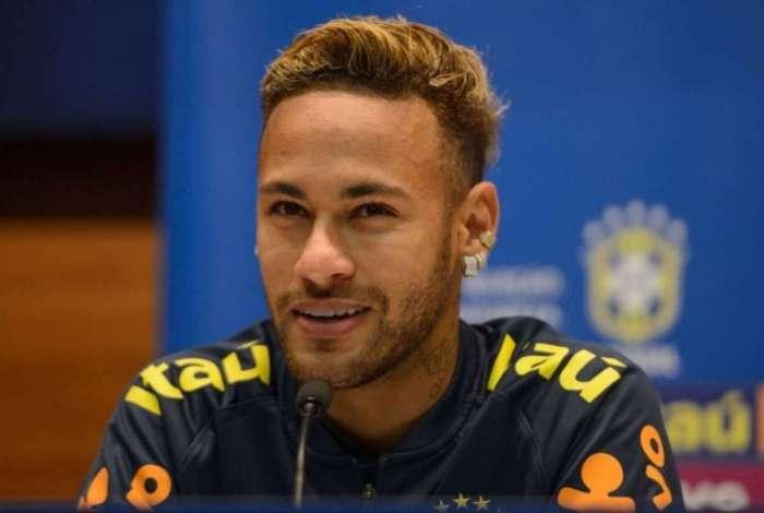 Neymar  terminou namoro com Bruna