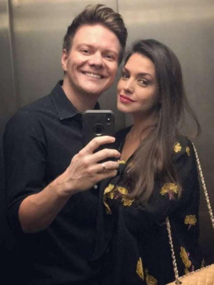 Thais Fersoza e Michel Teló