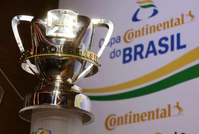 Sorteio da Copa do Brasil aconteceu nesta quinta-feira