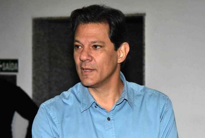 Candidato do PT nas eleições de 2018, Fernando Haddad irá recorrer da decisão do TSE
