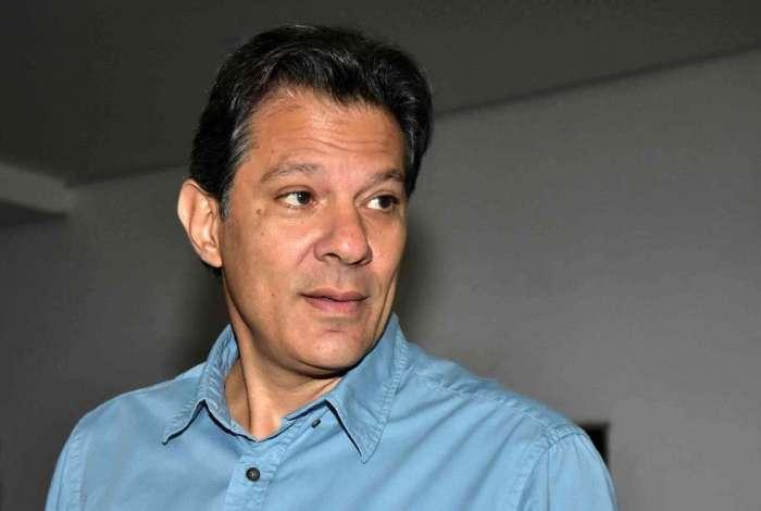 Haddad disse que as declarações de Cid Gomes foram 'acaloradas'