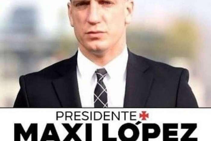 Maxi López virou meme
