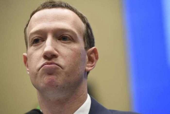 Mark Zuckerberg, CEO do Facebook, empresa dona do WhatsApp