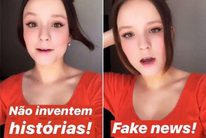 Larissa Manoela faz desabafo nas redes sociais