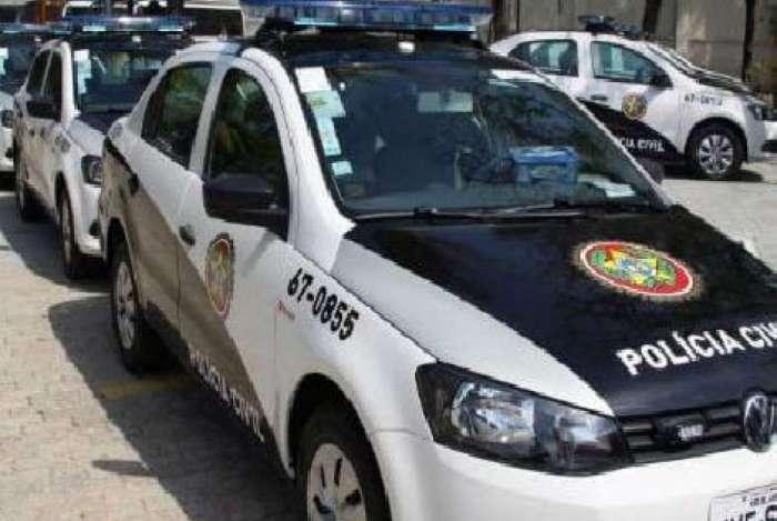 Casal foi preso por policiais da delegacia de Xerém