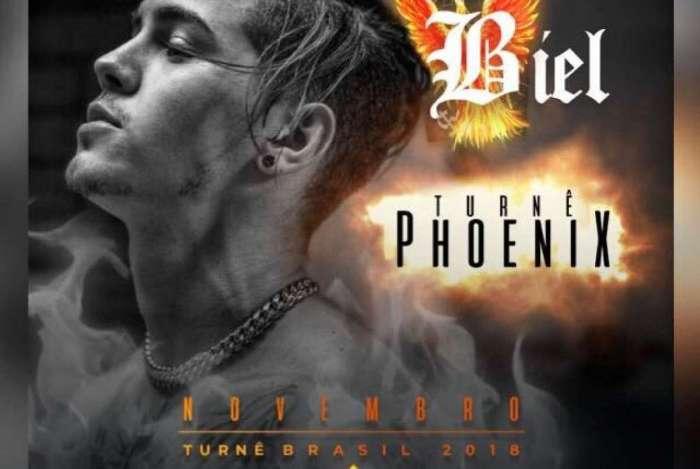 Biel inicia a turnê 'Phoenix'