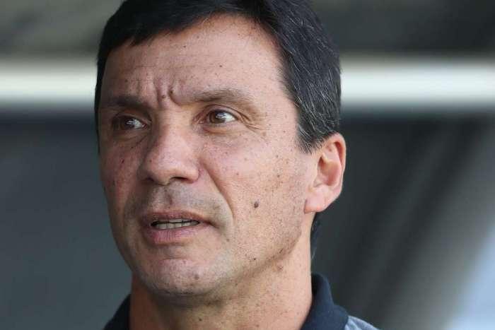 Zé Ricardo é o treinador do Botafogo