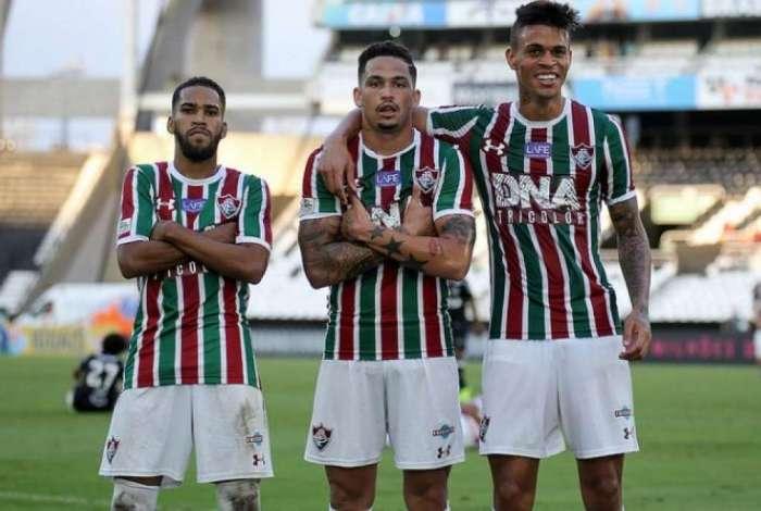 Fluminense derrotou o Atlético-MG 9c29935df8c5a