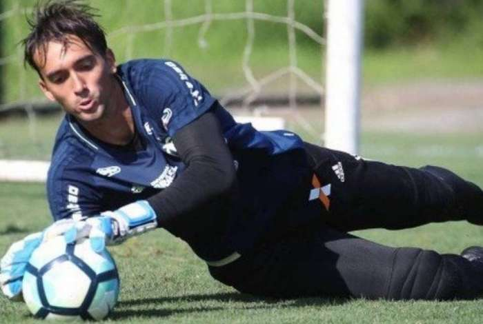 César é o titular do gol do Flamengo