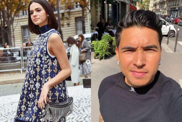 Bruna Marquezine e Gil Cebola