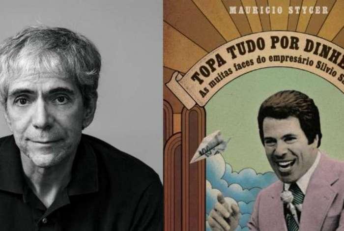 Mauricio Stycer lança novo livro 'Topa Tudo Por Dinheiro - As muitas faces do empresário Silvio Santos'