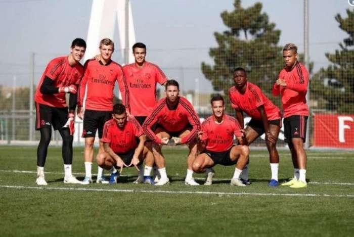 Real Madrid vive crise dentro de campo