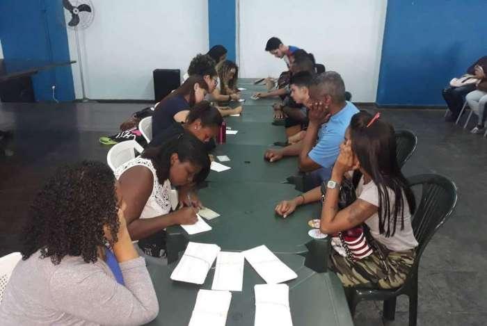 No Feirão de hoje, no Sinttel, 600 candidatos serão encaminhados