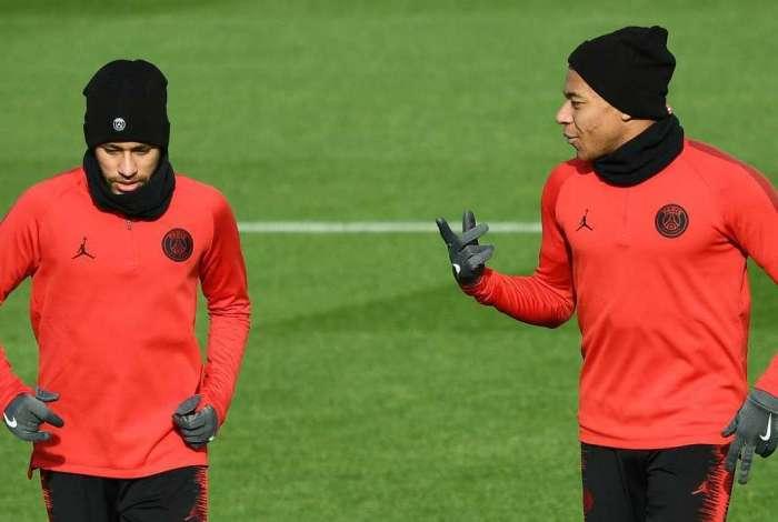 Neymar diz que realiza um sonho de criança na Liga dos Campeões