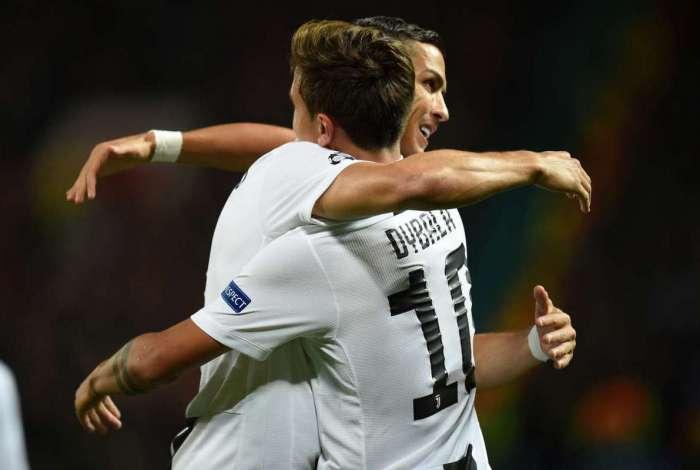 Juventus derrotou o United