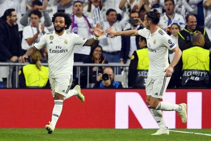 Marcelo marcou na última vitória do Real