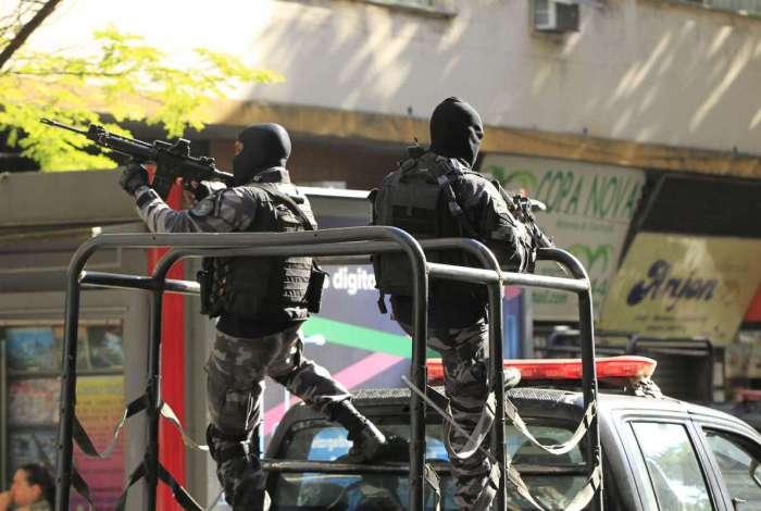 Operação policial no Pavão-Pavãozinho, Zona Sul do Rio