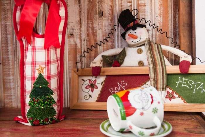 Feiras de artesanato com artigos natalinos ocorrerão entre os dias 7 e 10 de novembro, no Clube Monte Líbano, na Lagoa