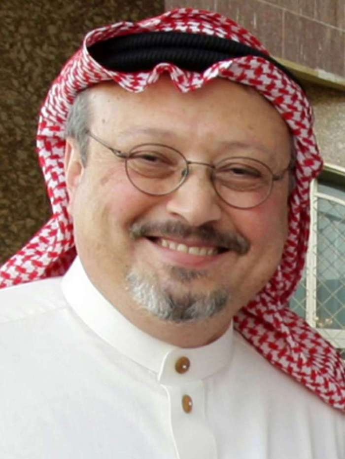 Jornalista Jamal Khashoggi