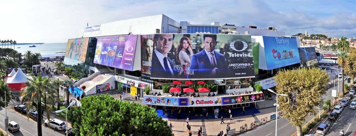 MipCom 2018, Feira Internacional de TV em Cannes