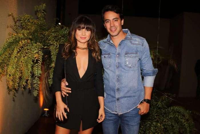 Paula Fernandes e o novo namorado, Gustavo Lyra