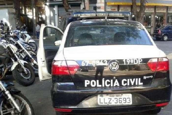 Ação contou com policiais da delegacia da Tijuca