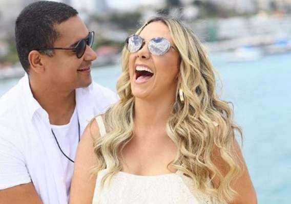 Xaddy Harmonia e Carla Perez estão casados há 17 anos