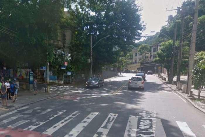 Rua Cosme Velho