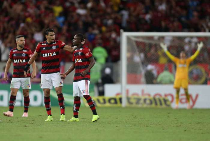 Marcelo Moreno deve deixar o Flamengo