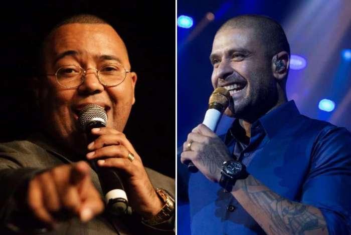 Dudu Nobre e Diogo Nogueira