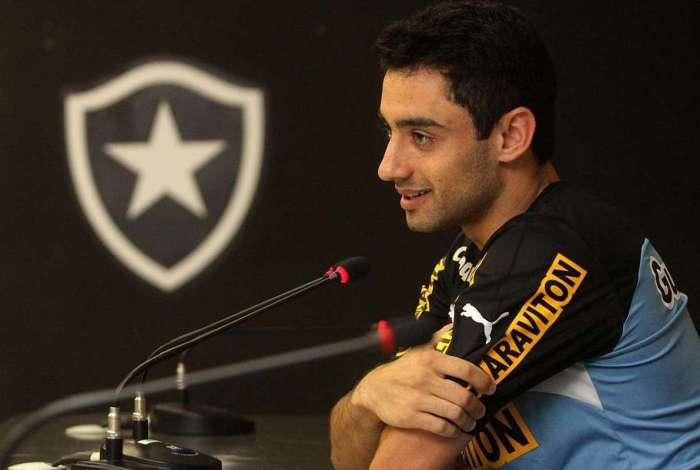Daniel defendeu o Botafogo em 2014: morte trágica após uma festa