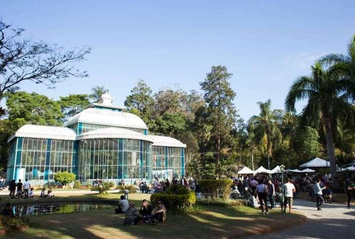 Nos jardins do Palácio de Cristal acontecerá o Petrópolis Beer Festival, com gastronomia e cervejarias locais