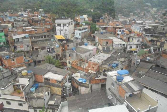 Vila Cruzeiro, no Complexo da Penha