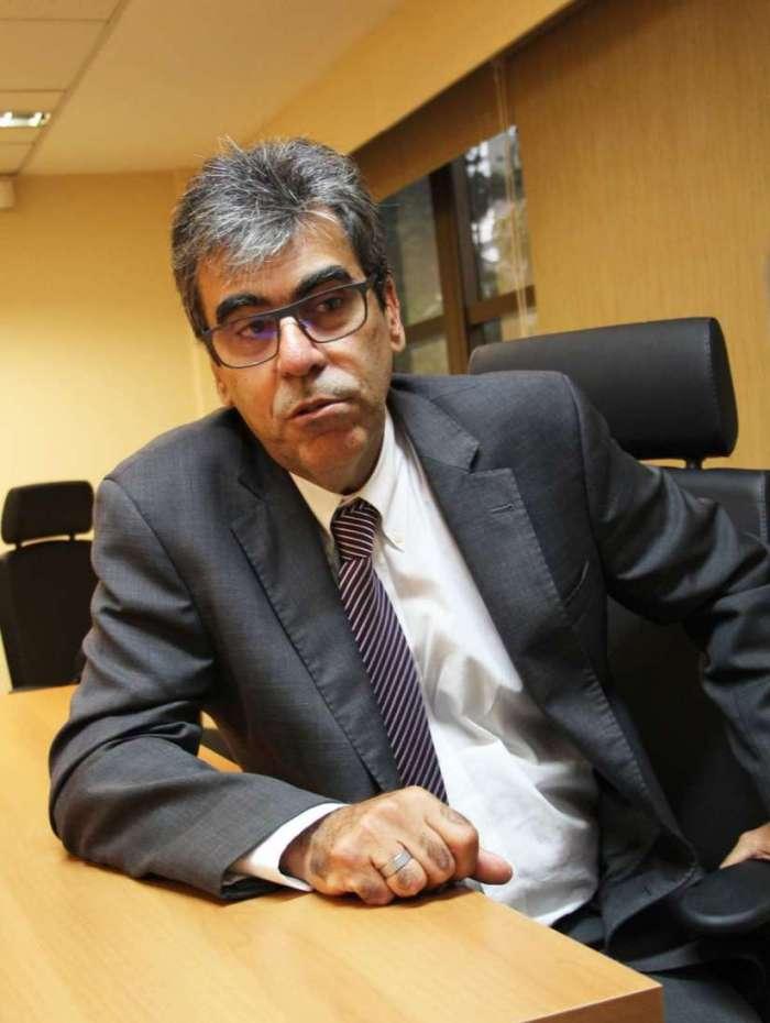 Desembargador Joaquim Domingos, presidente da Comissão Judiciária de Articulação dos Juizados Especiais (Cojes) do Tribunal de Justiça