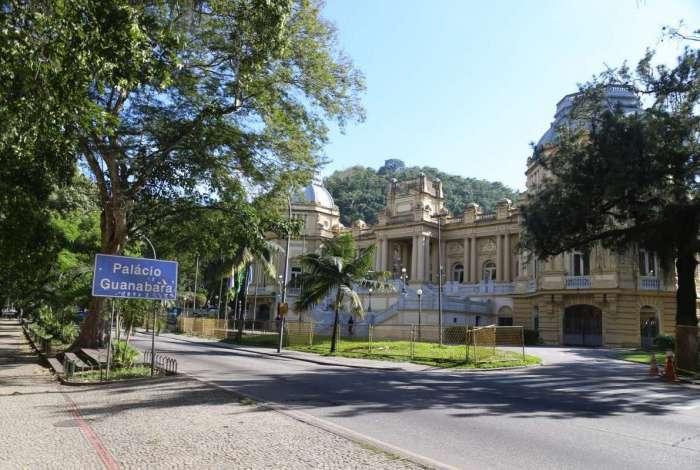 Integrantes do Palácio Guanabara dizem que do jeito que texto está, não tem como ser discutido na Alerj