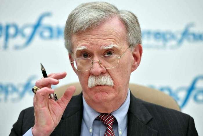 Ex-conselheiro de Segurança Nacional dos Estados Unidos, John Bolton