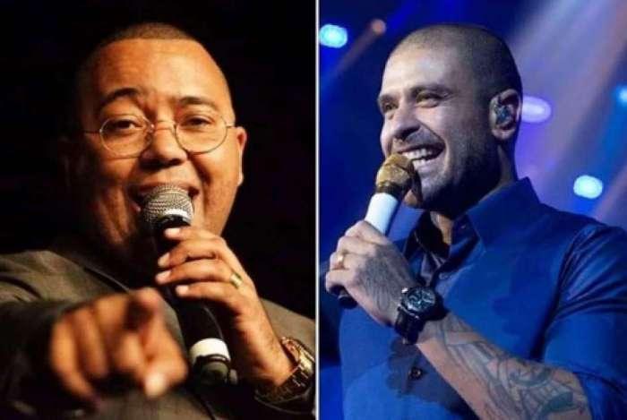 Dudu Nobre e Diogo Nogueira estarão no Praque de Madureira na final do concurso 'Batuque da BOA'