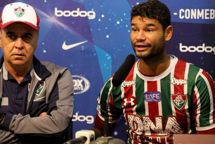 Gum foi importante em mais uma  classificação do Fluminense
