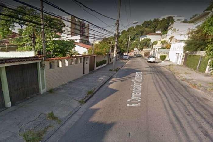 Rua Comendador Siqueira