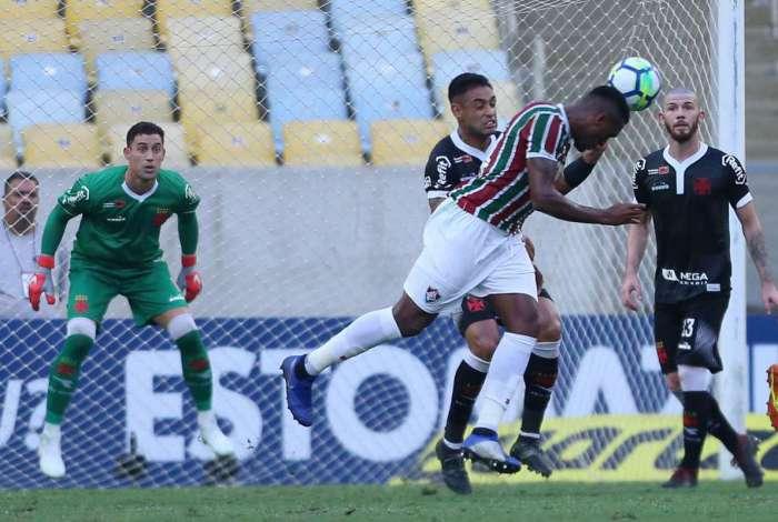 c38324eabe Confira as notas dos jogadores do Fluminense na derrota contra o ...
