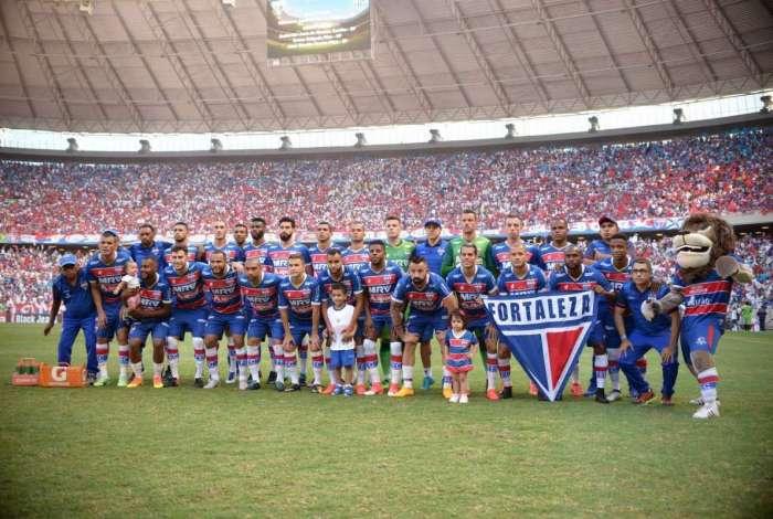 Fortaleza está de volta à Série A do Brasileirão